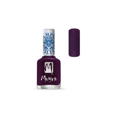 moyra lakier do stempli 04 purple 12 ml
