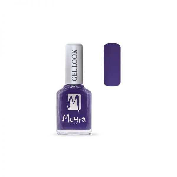 moyra lakier gel look 0913 monique 12 ml